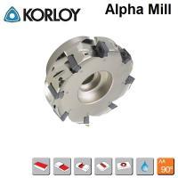 Alpha Mill Cutters